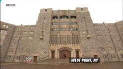 The Bella Twins Visit West Point - WWE Tribute 2 The Troops