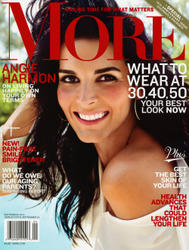 Angie Harmon x5 More (US) September, 2013