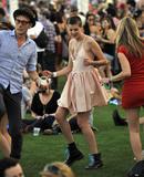 Agyness Deyn @ Coachella Valley Music & Arts Festival | April 16 | 44 pics