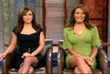 Marisa, Lilia, Satcha,Ilia - Minidress Thighs Las Vegas Style - VideoClip