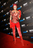 Selita Ebanks *Cleavage* @ Heidi Klum's 10th Annual Halloween Party Oct 31st HQ x 3