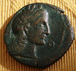 AE19 de Aretas IV. Petra. Reino Nabateo Th_950519876_007_122_665lo