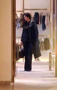 Моника Беллуччи, фото 1565. Monica Bellucci Shopping in Milan, Italy 01-03-2012, foto 1565