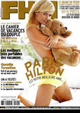 Paris Hilton FHM Magazine Scans