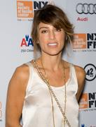 Jennifer Esposito @ LENNONYC Premiere - 48th New York Film Festival 9/25/10