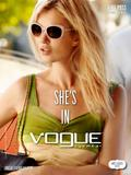 Kate Moss for Vogue Eyewear Spring Summer 2012