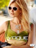 Kate Moss for Vogue Eyewear Spring Summer 2012